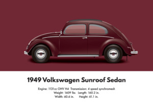 1949 VW Beetle Split Window specs | Aircooled Community