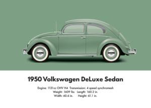 1950 VW Beetle Split Window specs | Aircooled Community