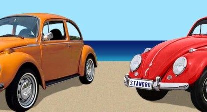 VW Beetle or VW Bug as a daily driver?   Aircooled Community