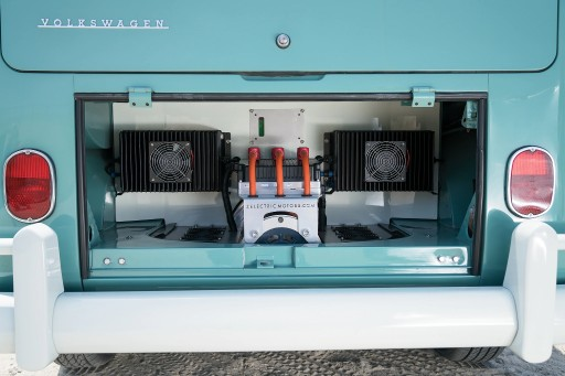 Vw Bus Electric Motor