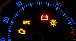 How to fix EPC light on VW