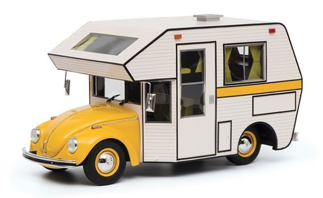 8 Volkswagen Diecast model cars for your collection: VW Bus