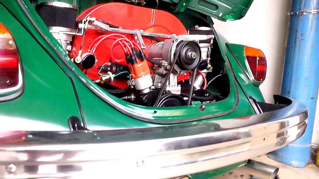 Complete VW Beetle turn-key crate engines | Aircooled Community